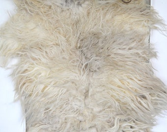 organic leather-free sheepskin