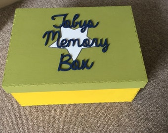Personised memory box