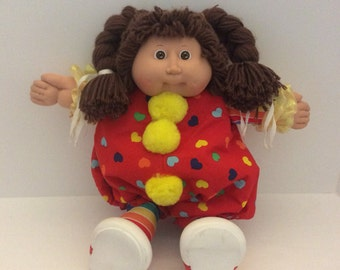 Cabbage Patch Doll Clown 1980's