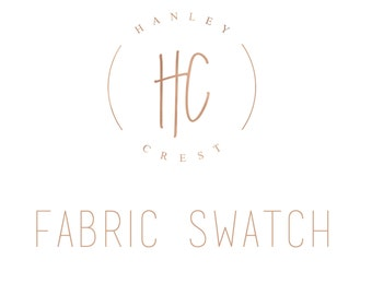 Fabric Swatch | Pick Your Print