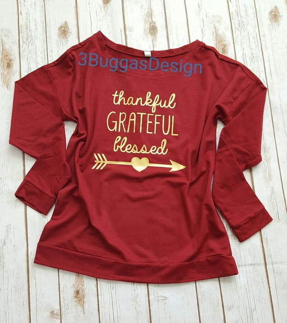 Thankful grateful blessed shirt, Thanksgiving shirt, Fall shirt, blessed, mom life is best life, mom tee, blessed arrow shirt, arrows, comfy