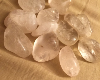 Clear quartz