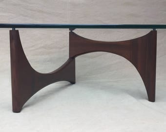 Adrian Pearsall Craft Associates Tripod Coffee Table