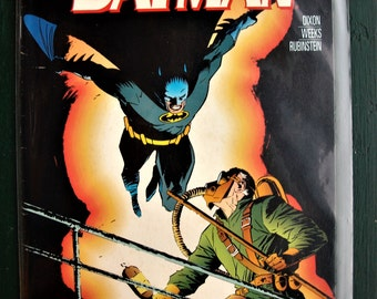 Batman Comic - Detective Comics - # 679, 1994  Prodigal Three NM