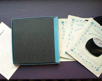 Vintage Glenn Miller Concert Volume 1 - 4x45 RPM RCA Victor WPT-25