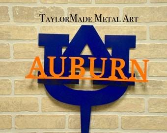 Auburn Yard Design Stand off