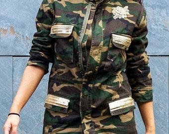 Militärjacke , Jacke Navy, Marine-Blazer, Militärjacken, Tarnjacke, Marine, Armee Mode, Marine Navy Blazer 2017