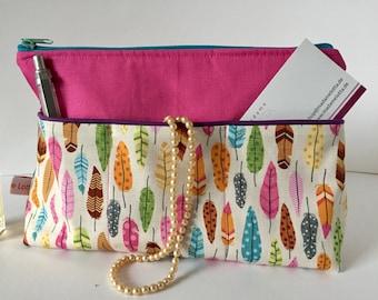 Pocket folder Organizer compartments bag Gift Organizer women