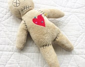 Swearypants Voodoo Doll