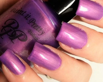 Hug Me by Paint it Pretty Polish 15ml, indie nail polish, 5 free nail polsih