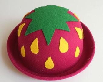 Strawberry Bowler