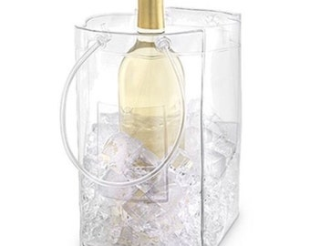 Personalized Chilled Wine Tote