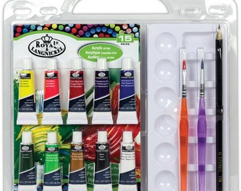 Acrylic Paint Art Set, Excellent Gift