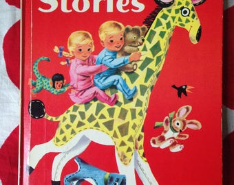 Bedtime Stories by Kathryn Jackson, pictures by Richard Scarry, Golden Press, 1965