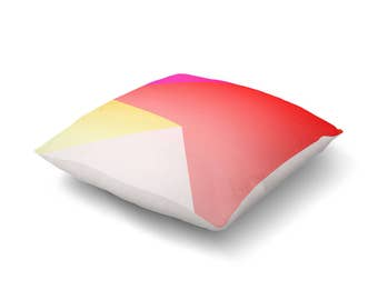 Geo3 Floor Pillow