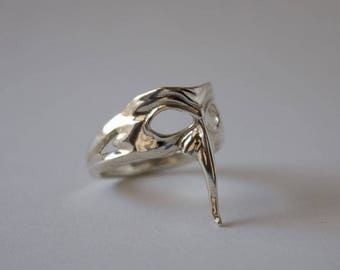 Mask Ring - Zanni