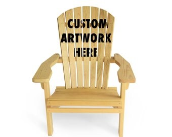 Custom Adirondack Chair