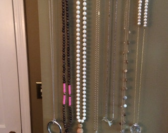 Jewelry Necklace Display / storage