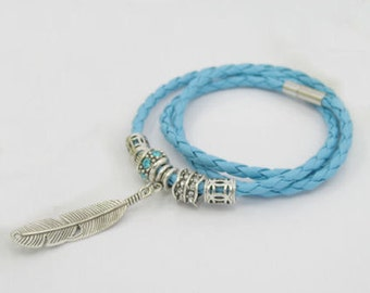 Wrap Bracelet or Necklace, You Decide!