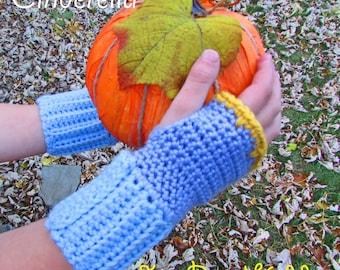 Princess Fingerless Gloves
