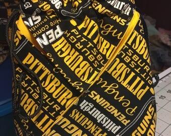 Pittsburgh Penguins bag