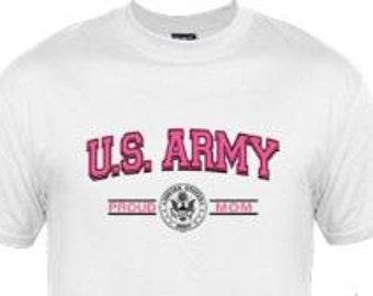 Army Mom, Army Mom T-shirt, Army T-shirt
