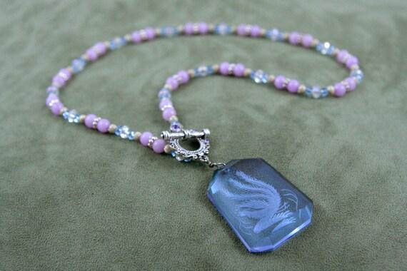 Crystal Skies Necklace (#1084)