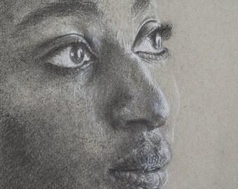 Limited Edition Print, 'Portrait #22'