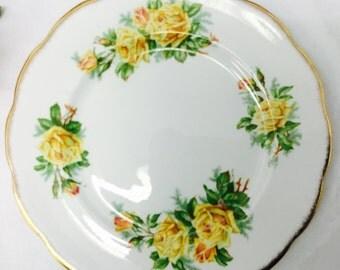 Royal Albert Tearose dinner plate