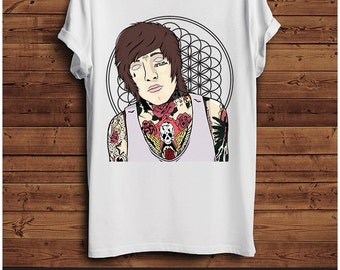 Bring Me The Horizon Oli Sykes T Shirt