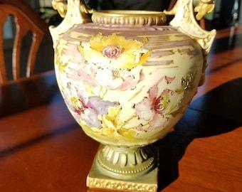 Turn Teplitz RStK Amphora Vintage Art Nouveau Urn