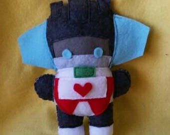 Transformers Wheeljack Soft Plush Doll