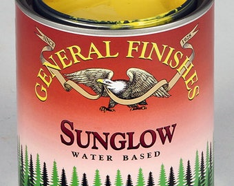 General Finishes Milk Paint - SunGlow