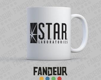 The Flash - Star Labs Coffee / Tea Mug