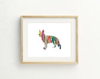 Rainbow Shepherd