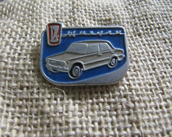 collectible pin soviet badge collector gifts vintage pins USSR soviet cars pins soviet pin made USSR enamel pins cars collectible badge gift