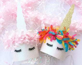 Party Hat | Party Crown | Unicorn