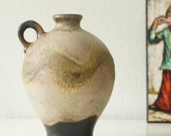 Vintage West Germany vase, jug, by Ruscha