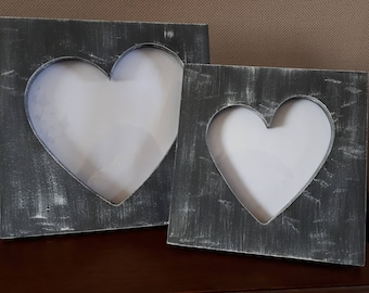 Love Heart Picture Frames