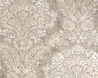 Hamilton Stone - Magnolia Home Fashions - Upholstery Designer Fabric By The Yard