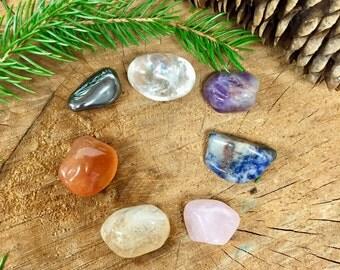 Pocket Stone - Pocket Chakra Reiki Crystals Chakra Stones Reiki Stones Healing Crystals and Stones