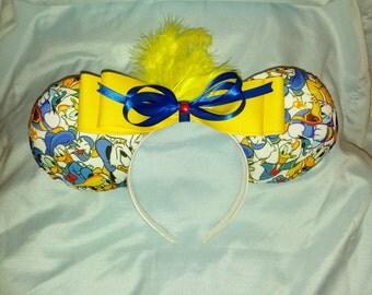 Donald Duck Mickey Ears