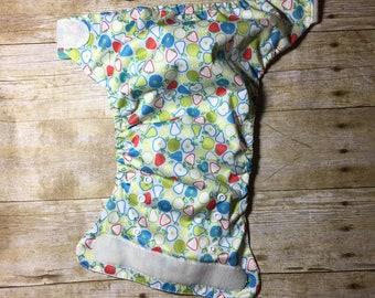 Cloth Diaper Elastic Repair Services - Elastic Replacement - Cloth Diaper Worn Elastic Replacement