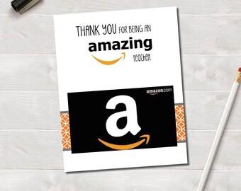 Gift Card Holder, Amazon