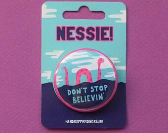 Nessie Badge