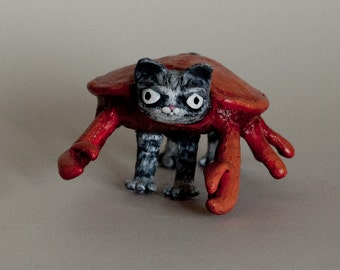 Crabby Kitty