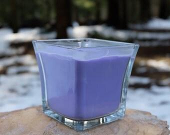 Eucalyptus Lavender Scented Candle (12oz)