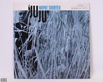 Wayne Shorter- Juju LP (1984, Poster Included)