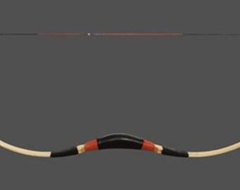 "Hunting, ""Nomad"" Made of wood. 100% manual work, individual. High-ready."