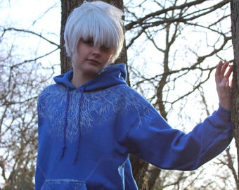 Jack Frost 'Rise of the Guardians' hoodie and trousers